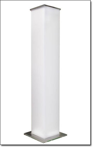 Odyssey Skrim Werks Swlc08 8ft High Light Column And