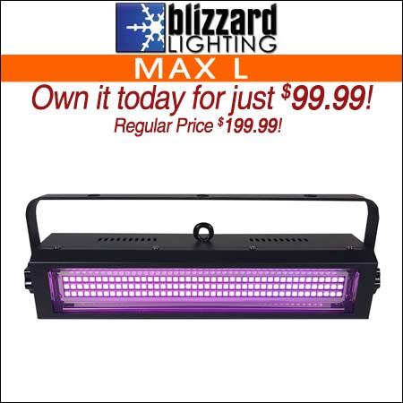 Blizzard Lighting MAX L