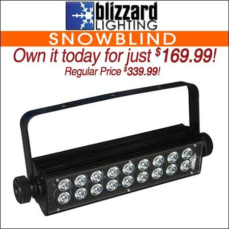 Blizzard Lighting SnowBlind™