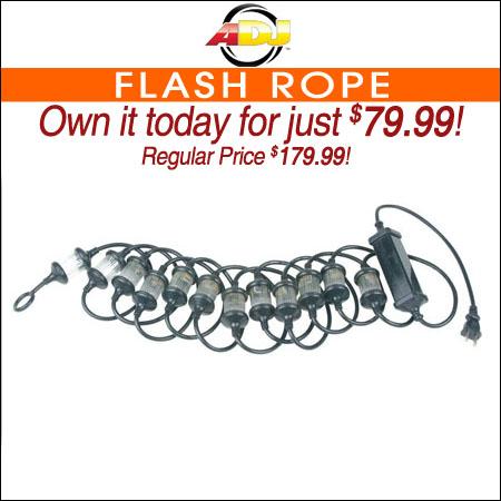 Flash Rope