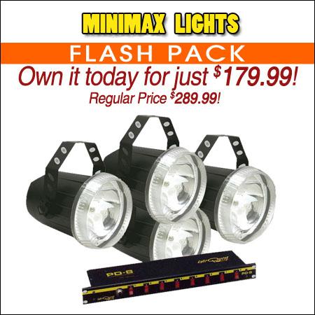 MiniMax Flash Pack