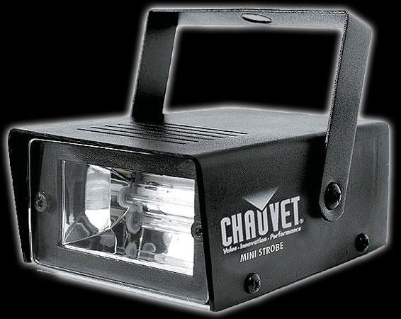 Chauvet DJ MiniStrobe