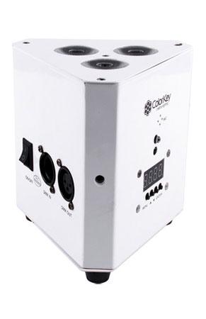 ColorKey TrussPar QUAD 3 (White)