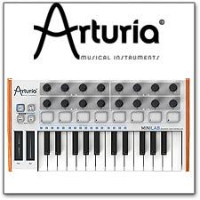 Arturia MIDI Controllers