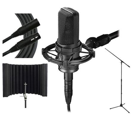 Audio Technica AT4050 Isolation Recording Kit