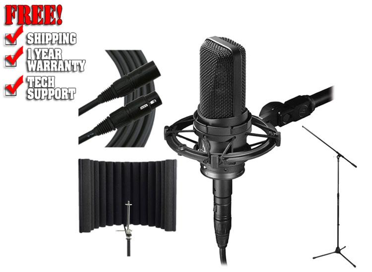 audio technica at4050 specs