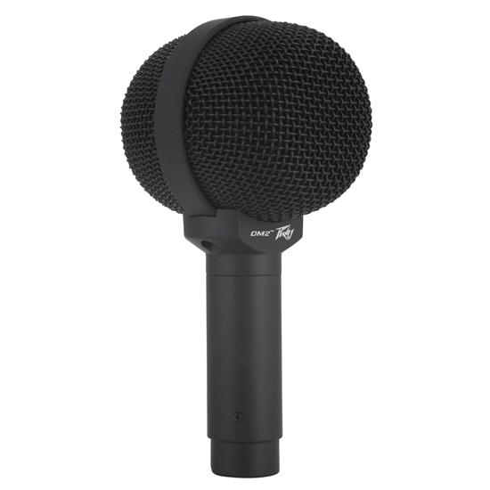Peavey DM2 Dynamic Super-Cardioid Vocal/Instrument Microphone