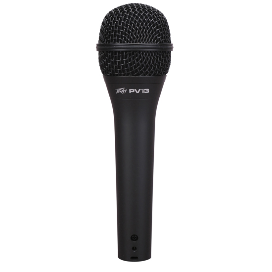 Peavey PVi3 Super Cardioid Dynamic Microphone with XLR Cable