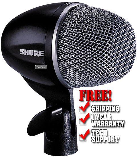 Shure PG52-LC
