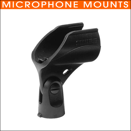 Microphone Mounts