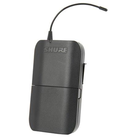 Shure BLX14R/SM35 Wireless Headset Microphone System, Band H9 (512-542 MHz)