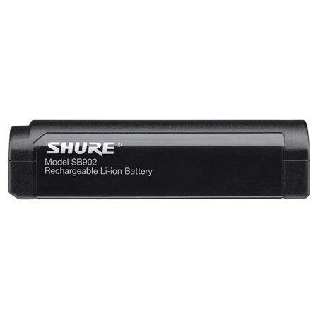 Shure GLXD14R/B98 Wireless Instrument Microphone System, Z2, 2400-2483.5 MHz