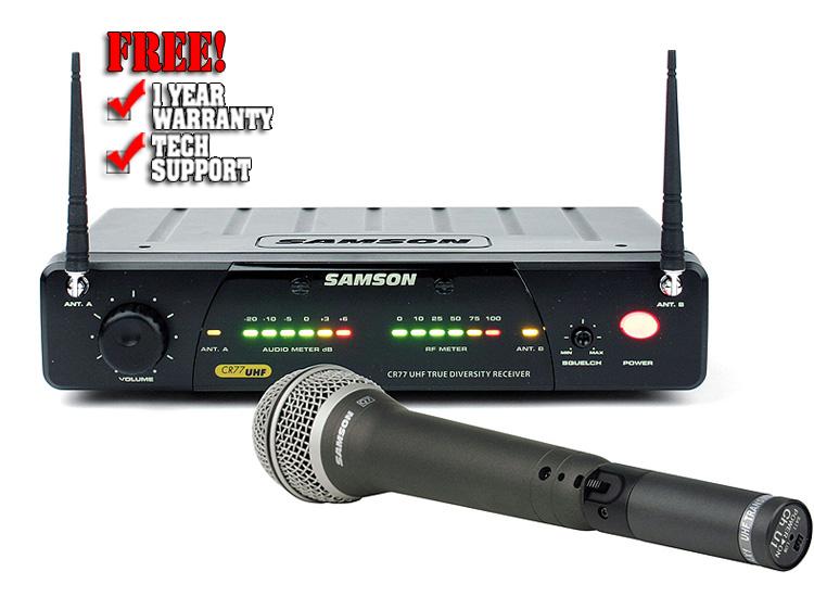Samson AirLine 77 N2 System