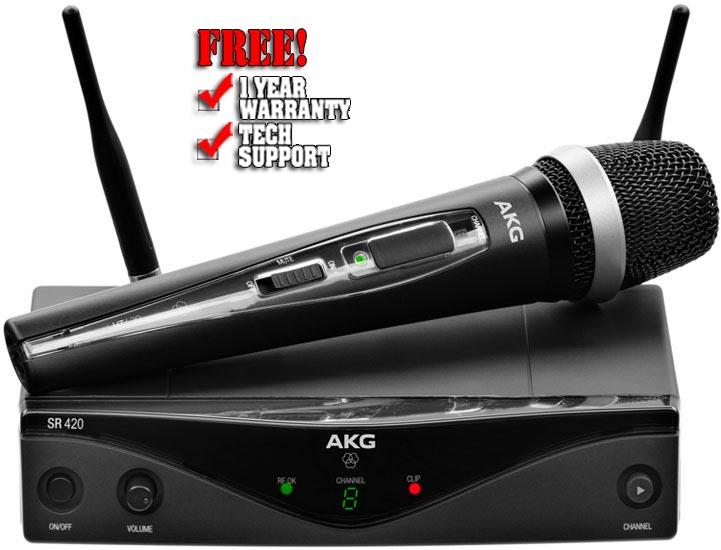 AKG WMS420