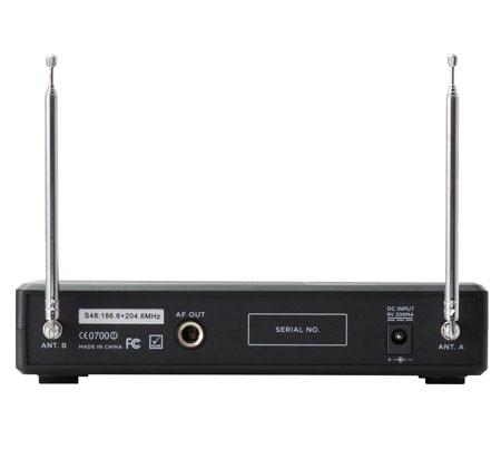 Gemini VHF-01M VHF Handheld Wireless Mic System