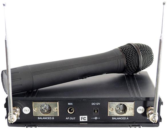 Pyle Pro PDWM-2700
