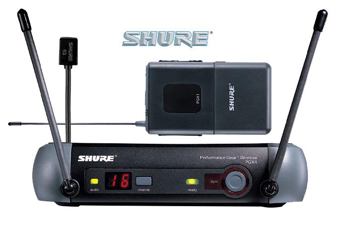 Shure PGX14-93