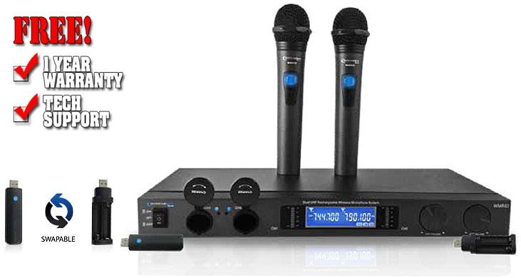 Technical Pro WMR52