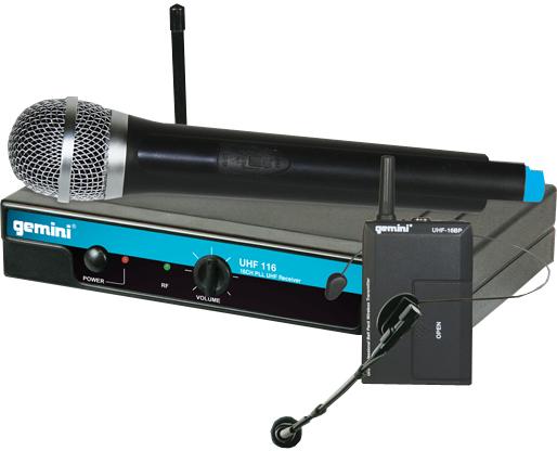 Gemini UHF-116