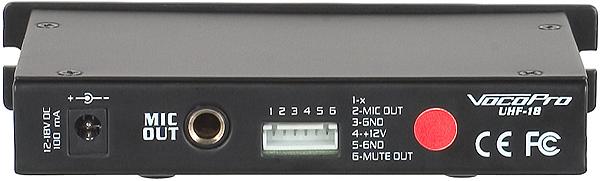 VocoPro UHF-18