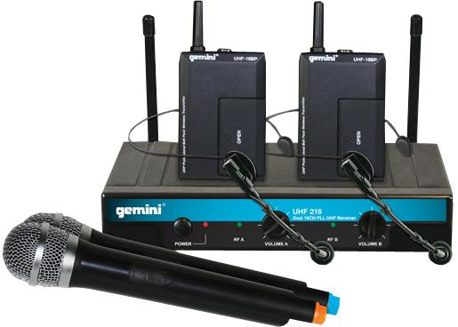 Gemini UHF-216