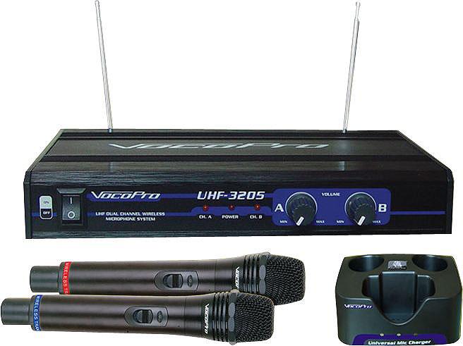 VocoPro UHF-3205