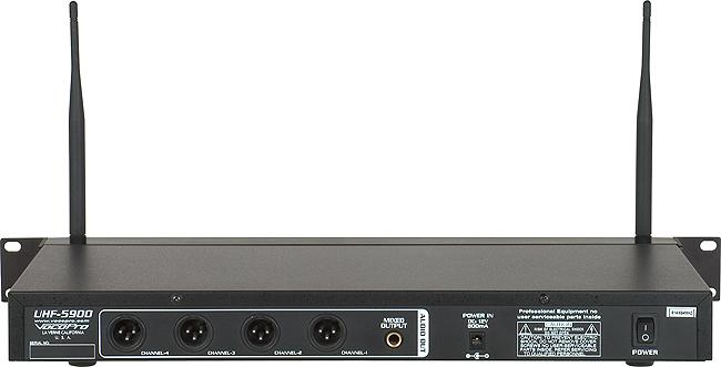 VocoPro UHF-5900