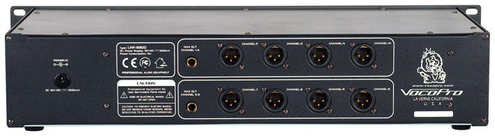 VocoPro UHF-8800