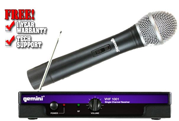 Gemini VHF-1001M