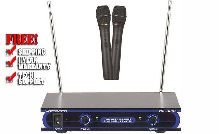 VocoPro VHF 3005