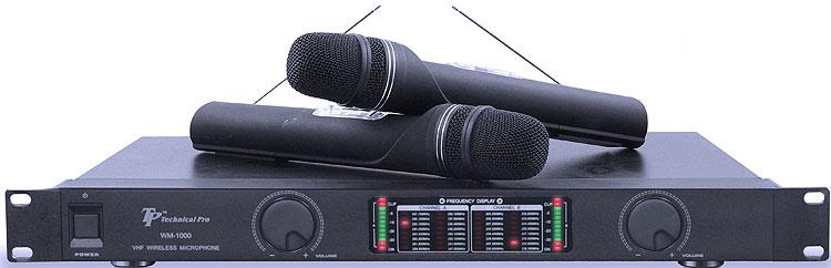 Technical Pro WM-1000