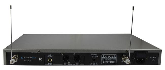 Technical Pro WM1122