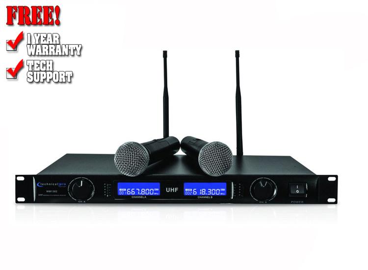 Technical Pro WM1302