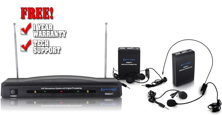 Technical Pro WM241