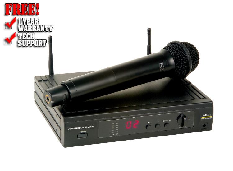 American Audio WM64HH