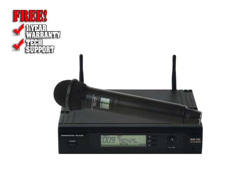 American Audio WM-700HH