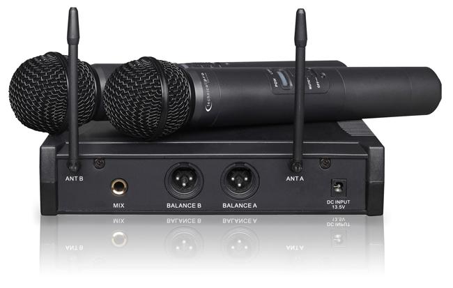 Technical Pro WM852