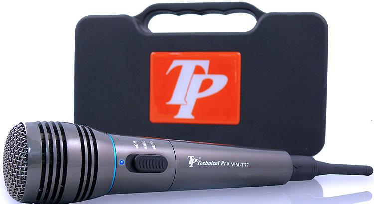 Technical Pro WM-T77