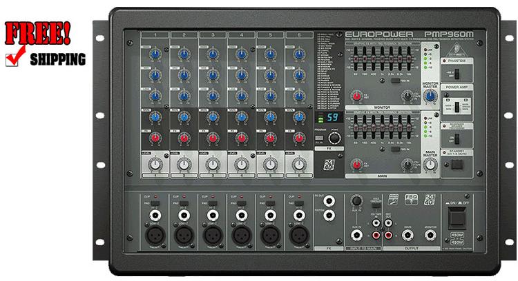 Behringer PMP960M
