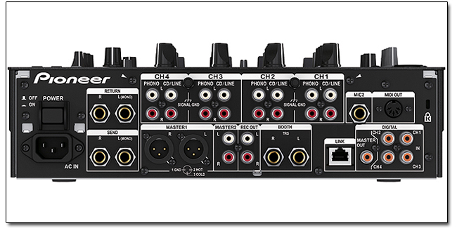 Pioneer DJM900SRT