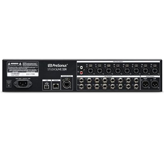 PreSonus StudioLive 32R 32-channel Rackmount Digital Mixer