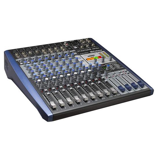 PreSonus StudioLive AR12c 14-Channel USB-C Hybrid Digital/Analog Performance Mixer