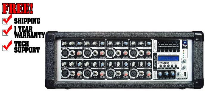 Pyle Pro PMX802M