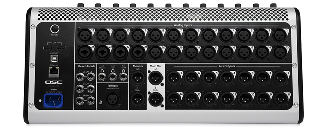 32 Channel Professional Digital Mixer Chicago Dj