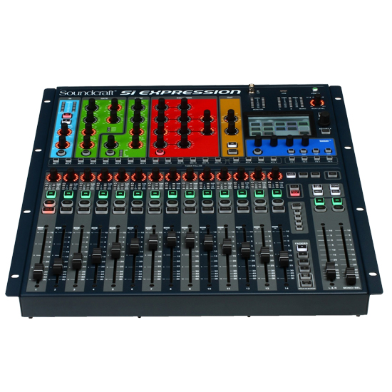 Soundcraft Si Expression 1 Digital Mixer