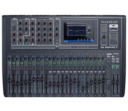 Soundcraft Si Impact 32 Channel Digital Mixer