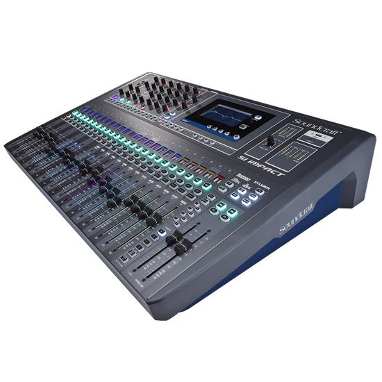 Soundcraft Si Impact 40 Channel Digital Mixer