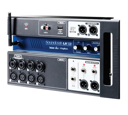 Soundcraft UI-12 Digital PA Mixer