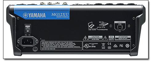 Yamaha MG12XU