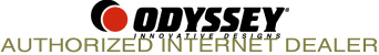 "Odyssey FZ2FSM50W Dual 50-58"" Flat Screen Monitor Case with Casters"